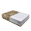 DecalGirl XBOD-COYOTECAMO Microsoft Xbox One S All Digital Edition Skin - Coyote Camo (Skin Only)