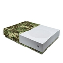 DecalGirl XBOD-DIGIWCAMO Microsoft Xbox One S All Digital Edition Skin - Digital Woodland Camo (Skin Only)