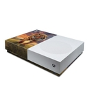 DecalGirl XBOD-RISINGTIGER Microsoft Xbox One S All Digital Edition Skin - Rising Tiger (Skin Only)