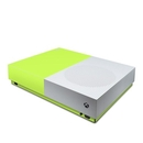 DecalGirl XBOD-SS-LIM Microsoft Xbox One S All Digital Edition Skin - Solid State Lime (Skin Only)