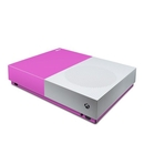 DecalGirl XBOD-SS-VPNK Microsoft Xbox One S All Digital Edition Skin - Solid State Vibrant Pink (Skin Only)
