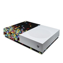 DecalGirl XBOD-TETRADS Microsoft Xbox One S All Digital Edition Skin - Tetrads (Skin Only)
