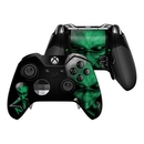 DecalGirl XBOEC-ABD-GRN Microsoft Xbox One Elite Controller Skin - Abduction (Skin Only)