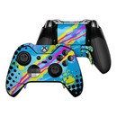 DecalGirl XBOEC-ACID Microsoft Xbox One Elite Controller Skin - Acid (Skin Only)