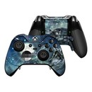 DecalGirl XBOEC-BARKMOON Microsoft Xbox One Elite Controller Skin - Bark At The Moon (Skin Only)