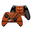 DecalGirl XBOEC-BSKTBALL Microsoft Xbox One Elite Controller Skin - Basketball (Skin Only)