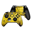 DecalGirl XBOEC-CHAOTIC Microsoft Xbox One Elite Controller Skin - Chaotic Land (Skin Only)
