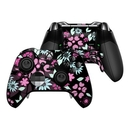 DecalGirl XBOEC-DKFLOWERS Microsoft Xbox One Elite Controller Skin - Dark Flowers (Skin Only)
