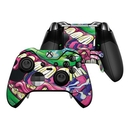 DecalGirl XBOEC-MEANG Microsoft Xbox One Elite Controller Skin - Mean Green (Skin Only)