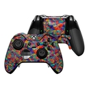 DecalGirl XBOEC-MELTED Microsoft Xbox One Elite Controller Skin - Melted (Skin Only)