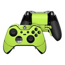 DecalGirl XBOEC-SS-LIM Microsoft Xbox One Elite Controller Skin - Solid State Lime (Skin Only)