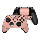 DecalGirl XBOEC-SS-PCH Microsoft Xbox One Elite Controller Skin - Solid State Peach (Skin Only)