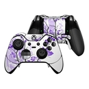 DecalGirl XBOEC-TRANQUILITY-PRP Microsoft Xbox One Elite Controller Skin - Violet Tranquility (Skin Only)