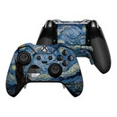 DecalGirl XBOEC-VG-SNIGHT Microsoft Xbox One Elite Controller Skin - Starry Night (Skin Only)