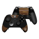 DecalGirl XBOEC-WGS Microsoft Xbox One Elite Controller Skin - Wooden Gaming System (Skin Only)