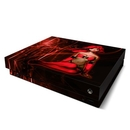 DecalGirl XBOOX-GHOST-RED Microsoft Xbox One X Skin - Ghost Red (Skin Only)