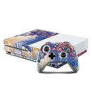 DecalGirl XBOS-CLOUDGLITCH Microsoft Xbox One S Console and Controller Kit Skin - Cloud Glitch (Skin Only)