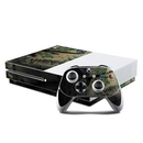 DecalGirl XBOS-COURAGE Microsoft Xbox One S Console and Controller Kit Skin - Courage (Skin Only)