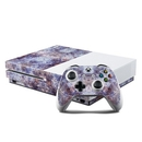 DecalGirl XBOS-CRACKLE Microsoft Xbox One S Console and Controller Kit Skin - Batik Crackle (Skin Only)