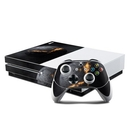 DecalGirl XBOS-CRUCIBLE Microsoft Xbox One S Console and Controller Kit Skin - Crucible (Skin Only)