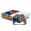 DecalGirl XBOS-DREAMITALY Microsoft Xbox One S Console and Controller Kit Skin - Dreaming In Italian (Skin Only)