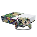 DecalGirl XBOS-DRGNL Microsoft Xbox One S Console and Controller Kit Skin - Dragonling (Skin Only)