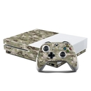 DecalGirl XBOS-FCCAMO Microsoft Xbox One S Console and Controller Kit Skin - FC Camo (Skin Only)