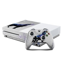 DecalGirl XBOS-FRENZY Microsoft Xbox One S Console and Controller Kit Skin - Frenzy (Skin Only)