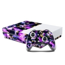 DecalGirl XBOS-ICE Microsoft Xbox One S Console and Controller Kit Skin - Ice (Skin Only)
