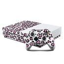 DecalGirl XBOS-LEOLOVE Microsoft Xbox One S Console and Controller Kit Skin - Leopard Love (Skin Only)