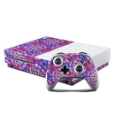 DecalGirl XBOS-LONDONTUBE Microsoft Xbox One S Console and Controller Kit Skin - London Tube (Skin Only)