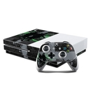 DecalGirl XBOS-MODWAR Microsoft Xbox One S Console and Controller Kit Skin - Modern War (Skin Only)