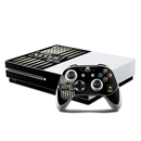 DecalGirl XBOS-NVRQUIT Microsoft Xbox One S Console and Controller Kit Skin - Never Quit (Skin Only)