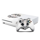 DecalGirl XBOS-POLILLAS Microsoft Xbox One S Console and Controller Kit Skin - Polillas (Skin Only)