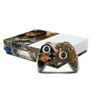 DecalGirl XBOS-SANURA Microsoft Xbox One S Console and Controller Kit Skin - Sanura (Skin Only)