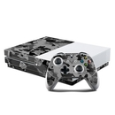 DecalGirl XBOS-SFLT-BLKCAM Microsoft Xbox One S Console and Controller Kit Skin - SOFLETE Black Multicam (Skin Only)