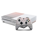 DecalGirl XBOS-SUNVAL Microsoft Xbox One S Console and Controller Kit Skin - Sunset Valley (Skin Only)