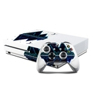 DecalGirl XBOS-VERTEX Microsoft Xbox One S Console and Controller Kit Skin - Vertex (Skin Only)