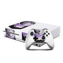 DecalGirl XBOS-WATCHABOVE Microsoft Xbox One S Console and Controller Kit Skin - Watcher Above (Skin Only)