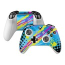 DecalGirl XBOSC-ACID Microsoft Xbox One S Controller Skin - Acid (Skin Only)