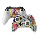 DecalGirl XBOSC-BAMELT Microsoft Xbox One S Controller Skin - Battery Acid Meltdown (Skin Only)