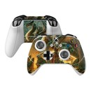 DecalGirl XBOSC-DMAGE Microsoft Xbox One S Controller Skin - Dragon Mage (Skin Only)