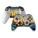 DecalGirl XBOSC-FTDEEP Microsoft Xbox One S Controller Skin - From the Deep (Skin Only)