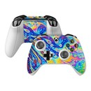 DecalGirl XBOSC-WORLDOFSOAP Microsoft Xbox One S Controller Skin - World of Soap (Skin Only)
