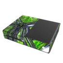 DecalGirl XBXO-ABST-GRN Microsoft Xbox One Skin - Emerald Abstract (Skin Only)
