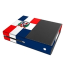 DecalGirl XBXO-FLAG-DOMREP Microsoft Xbox One Skin - Dominican Republic Flag (Skin Only)