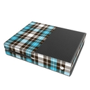 DecalGirl XBXO-PLAID-TUR Microsoft Xbox One Skin - Turquoise Plaid (Skin Only)
