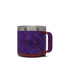 DecalGirl Y14-LACQUER-PUR Yeti 14 oz Mug Skin - Purple Lacquer (Skin Only)