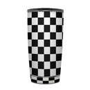 DecalGirl Y20-CHECKERS Yeti Rambler 20 oz Tumbler Skin - Checkers (Skin Only)
