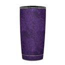 DecalGirl Y20-LACQUER-PUR Yeti Rambler 20 oz Tumbler Skin - Purple Lacquer (Skin Only)